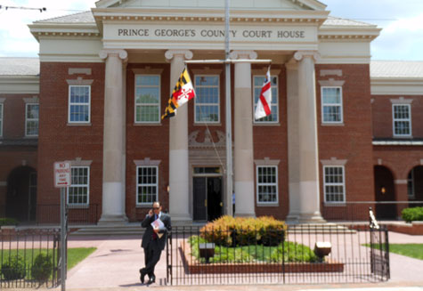 Prince George's County Courthouse